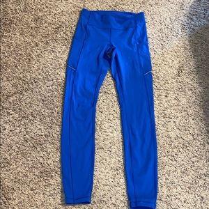Lululemon royal blue leggings